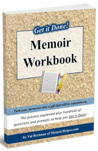 Get it Done! Memoir Workbook