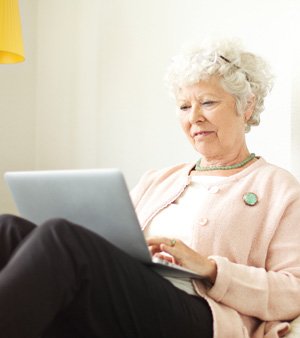 Memoir Blog - Retired woman bloggin