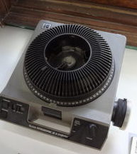 Use Your Old Slide Projector to Digitize Your Slides