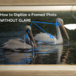 How to Digitize a Framed Photo